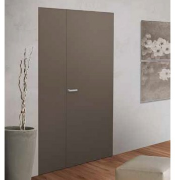 Porte invisible Scrigno Essential 55 battante 2 vantaux