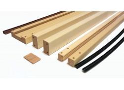 Kit de finition bois brut simple