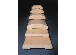 Kit couvre-joint pour Gold base ou Doortech